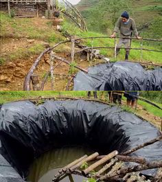 Cosecha de Agua Lluvia en un Pozo - Retención de agua https://www.youtube.com/watch?v=9Kdm2xDAVY8