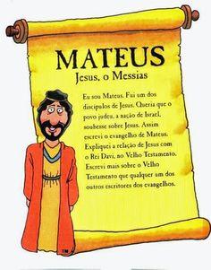 Educando com a Tia Mara e Cia: Introdução dos Livros da Bíblia - NT