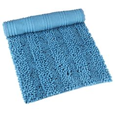 Wimaha Large Chenille Bath Rugs For Bathroom Bath Tub Mats Non Slip Absorbent Microfiber Ideal For Shower Stall Kitchen Floor 32 X Blue Bathroom Bath, Bathroom Rugs, Bath Rugs, Bathroom Ideas, Bathtub Mat, Bathtub Shower, Shower Mats, Porcelain Sink, Ceramic Sink