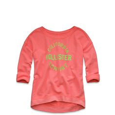 Hollister + Coral = fabulous for summer!