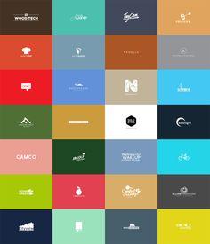 Brandon Williams  Custom logos and celebrating color