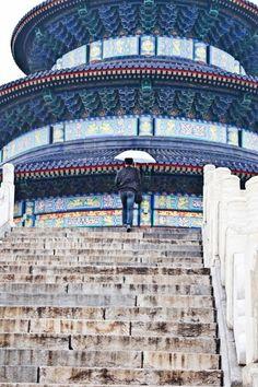 Temple of Heaven, Beijing, China, Asia (Grandiose) - La Cuisine d'Helene