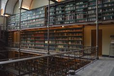 The Rijksmuseum Research Library, in Amsterdam, was established in 1885.