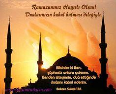 Ramazan Resimli Güzel Yazılar - Ramazan Sözleri - Hoşgeldin Ey Şehri Ramazan - ForumTutkusu.Com - Forum Tutkunlarının Tek Adresi