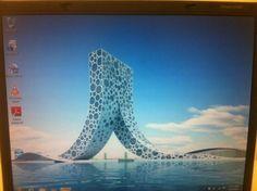 HP Compaq nc6320 Laptop Intel Core Duo T2500 2.0 GHz 2GB WiFi Win 7 Professional