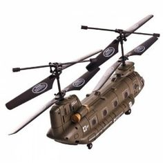 Syma New S022 Big CH-47 Chinook 3 Channels RC Helicopter $45.99