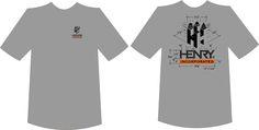 Henry Inc. Sign Company T-shirt www.henyinc.com Sign Company, T Shirt, Supreme T Shirt, Tee Shirt, Tee
