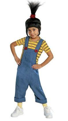 Kids Agnes Despicable Me Costume