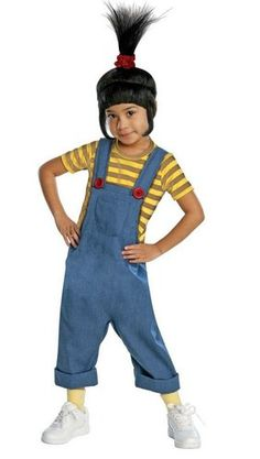 Kids Agnes Despicable Me Costume