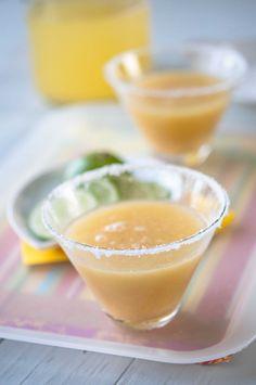 Ginger Pineapple Margarita