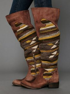 Free People Caballero Tall Boot,
