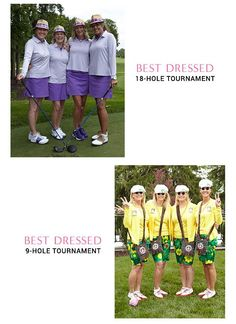 More than 600 athletes gathered to take to the court and tee off to raise funds for breast cancer research at the 2015 Vera Bradley Foundation for Breast Cancer Classic.