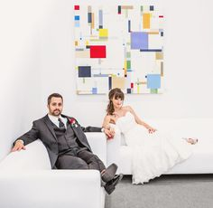 Hanging out at a gallery... getting married... just another day in the life.... #newlyweds #weddinginspo #artgallerywedding #hamiltonartgallery #artgalleryofhamilton #thehammer #hamiltonwedding #weddingsofinstagram #culturedweddings #gallerywedding #huffpostido #anneedgarphoto