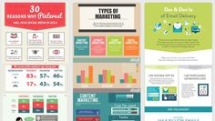 The 14 Best Marketing Infographics of 2014