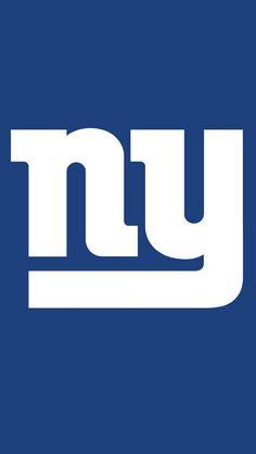 New York Giants NY Logo Window Wall Decal Vinyl Car