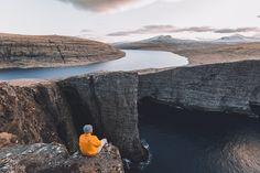 "Cliffhanger. - Typical faroe islands views <a href=""https://instagram.com/michielpieters/"">Instagram</a> | <a href=""http://www.michielpieters.com"">Website</a> | <a href=""https://www.facebook.com/michielpietersphoto"">Facebook</a>"