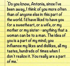 My Ántonia - Willa Cather