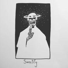 Sanctify.
