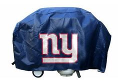 Licensed Economy Grill Cover - New York Giants