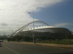 Moses Mabida Stadium, Durban SA