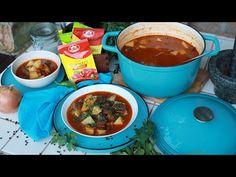 GULAȘ sau GULYAS cu carne de vită   Bucătar Maniac - YouTube