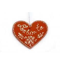 Valentin nap ajándék ötletek egymásnak, szív, Lubim ta felirattal Valentin Nap, Valentino, Christmas Ornaments, Holiday Decor, Christmas Jewelry, Christmas Decorations, Christmas Decor