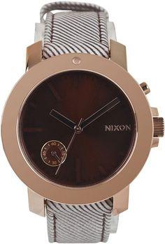 NIXON THE RAIDER WATCH $350