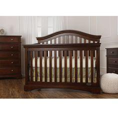 Adora Curve Top Crib Curve Tops, Best Crib, Modern Crib, Go To Walmart, Bed Rails, Convertible Crib, Crib Mattress, Baby Cribs, Wood Colors