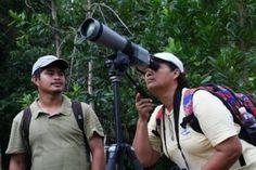 Hint for Using Bird Watching Binoculars