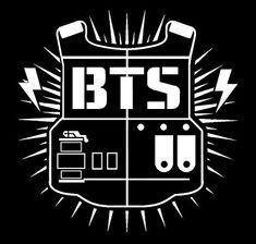 Resultado de imagem para imagem do simbolo do BTS