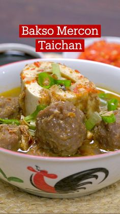 Chicken Rice Recipes, Spicy Recipes, Asian Recipes, Beef Recipes, Cooking Recipes, Ethnic Recipes, Mie Goreng, Food Combining, Food Menu