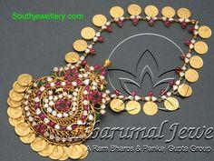 trendy kasulaperu necklace designs
