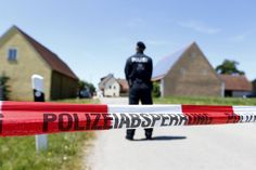 A driver has been arrested for killing two people and shooting at others before fleeing in his convertible, rocking the small Bavarian town of Tiefenthal. In Germany, how easy is it to get a gun?
