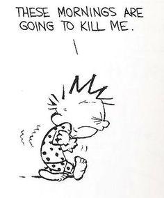 Especially Mondays!