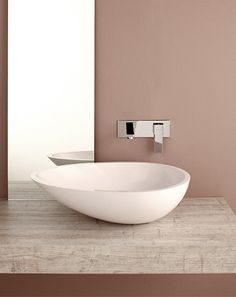 #repost  MastellaDesign - Maxi Vov - sit-on wash basin