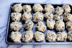 The best chocolate chip cookie recipe you'll ever meet.