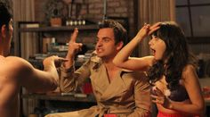 New Girl: True American Drinking Game - How to play