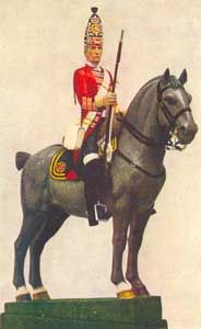 Trooper of the Royal Scots Greys