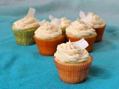 Weekend Baking Project: Pina Colada Cupcakes