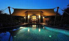 Al Maha Desert Resort & Spa  This resort is in the exotic dubai.