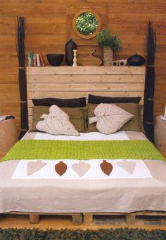New King Pallet Bed Frame