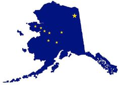 Alaska filled in with the state flag, and adding a heart over Adak! Native American Art, American History, Alaska Tattoo, Alaska Flag, The Big Year, National Weather, Homeless Man, Photography Gear, Vintage Travel Posters
