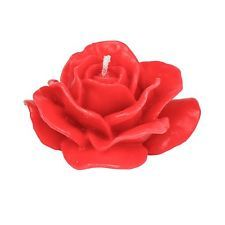 FYORS Handmade Scented Red Rose Candles Gift for any Occasion and Decoration NEW