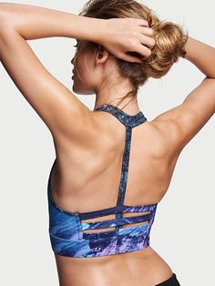 The Show-Off by Victorias Secret Strappy-back Sport Bra