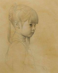 """ARTIST: Paul William McCormack ~ """"Abigail Rose"""""""