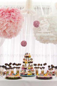 party cupcakes www.facebook.com/Melspais