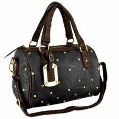 MG Collection PRITA Studded Black Faux Crocodile Bowler Handbag 4 colors to choose from Latest Handbags, Cheap Handbags, Tote Handbags, Handbags Online, Shopper Tote, Satchel Purse, Crocodile Handbags, Cute Bags, Big Bags