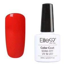 Elite99 UV Gel Nail Polish (20 Macaroon Colors)