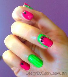 Sara Beauty Corner Watermelon Diy Tools Nail Art Sara Beauty Corner Nail Art Nail Art Tools