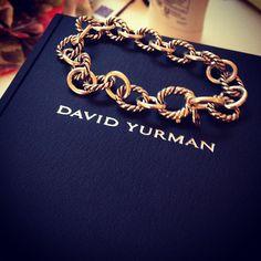 Yurman Link Bracelet